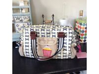 Yummy mummy changing bag very good condition