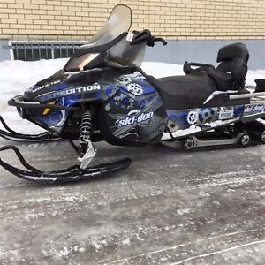 2010 bombardier Expedition 4 temps 20'' 1200cc