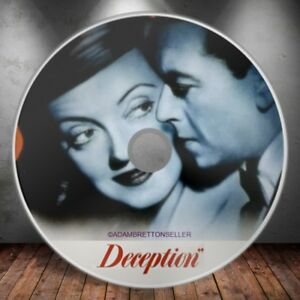 Deception DVD (1946)  Bette Davis, Paul Henreid, Claude Rains