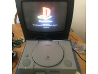 Boxed PS1 / PlayStation Console