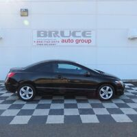 2010 Honda Civic Cpe LX SR 1.8L 4CYL FWD SUNROOF Level of sophis