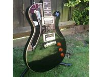 PRS Bernie Marsden SE in black, excellent condition, one year old