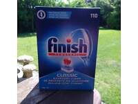 110 finish powerball dishwasher tablets