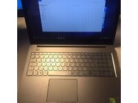 DELL 15 INSPIRON 7537 i7-4510u CPU @2.00 GHZ 16GB RAM NIVIDA GEFORE 750M