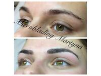 MICROBLADING EYEBROWS £100