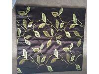 Next trailing leaf curtains 53 x 90