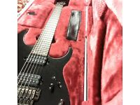 Ibanez Prestige Rg1527 7-String Guitar with Hardcase