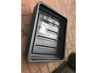Gravel trays 6 Ideal for greenhouse etc