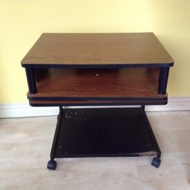 TV turntable and stand