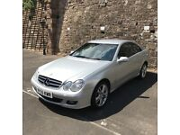 Mercedes CLK 220 CDI 2005 swap?