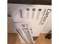 Carbon 61 keyboard brand new in box