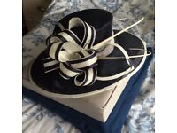 A fantastic navy hat from phase eight £15.00