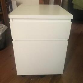 IKEA 3 draw unit