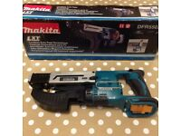 Brand new Makita collated auto feed power screwdriver 18v bare. NEW