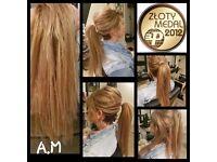Hair extension - 100% Human hair