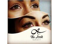 Eyelash extensions full set from £40