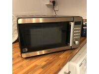 Microwave, toaster and kettle for sale