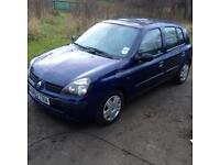 Renault Clio 5 door 1.2