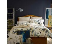 BRAND NEW - Christy Yves Ink Bed Linen - Single Bed