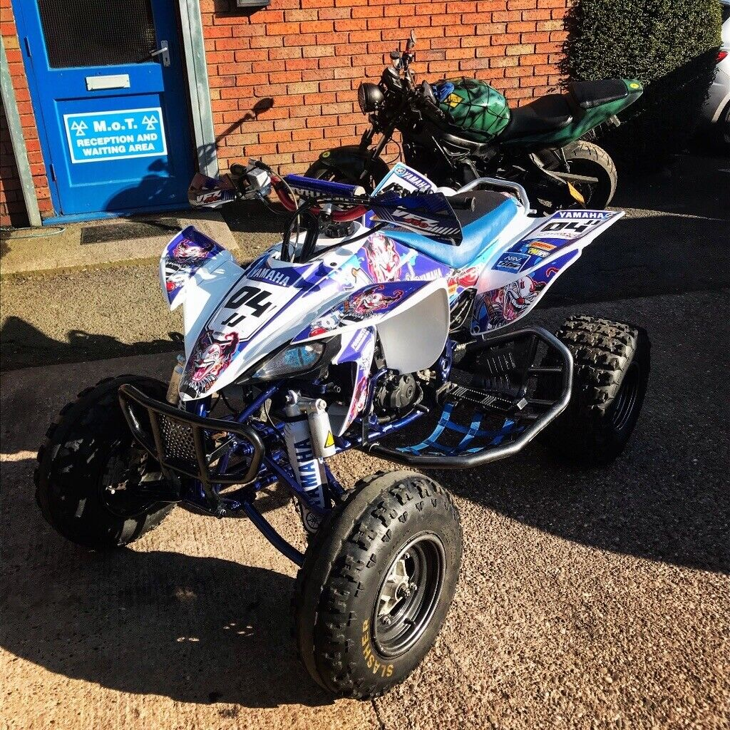 2008 Yamaha YFZ450 Race Quad Road Legal Massive spec long mot | in Moseley,  West Midlands | Gumtree