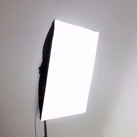 Photography Softbox Studio Lights. Perfect for filming YouTube videos!