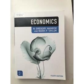 Economics text book for Queens university