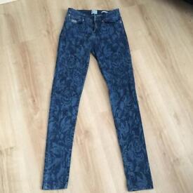 Ladies Super Dry Jeans - W26