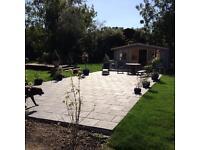 Paving patio slabs coping pier caps pathways flag stones