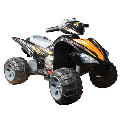 Electric Ride-on Quad Bike Childrens Toy Gift Quadbike with Battery/Charger New