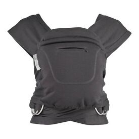 Close Caboo + Cotton Blend in Graphite - Baby Carrier/Sling