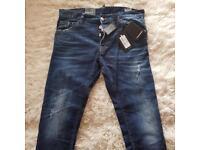 Men's Dsquared cool guy Italian jeans 48 / 32 UK
