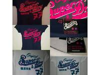 X2 Superdry t-shirts XS