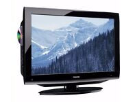Toshiba 32 inch LCD with DVD built in