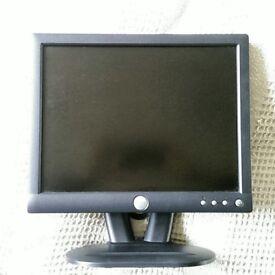 """15"""" Dell monitor"""