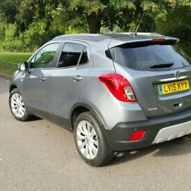 Vauxhall Mokka for Sale, Lady owner from new, FSH (Main Dealer) Excellent condition throughout £8995