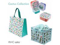 Cactus Collection - picnic ware bundle