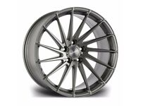"x4 19"" Riviera RV199 Alloy Wheels 5x120 Gunmetal Bmw 1 2 3 Series Insignia"