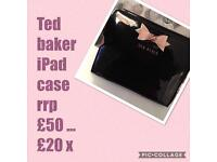 Ted baker iPad case rrp £50 ❤️