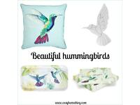 Hummingbird Mirror Brand New