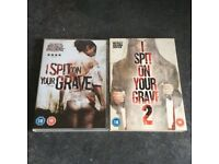 I spit on your grave remakes 1&2