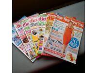 Rosemary Conley Magazines x 7