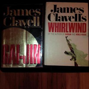 Gai-jin & Whirlwind, James Clavell
