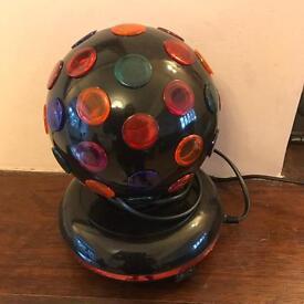 Mini disco ball