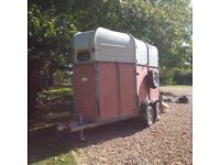 2004 richardson rice rosette, 2 horse trailer
