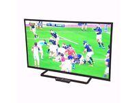 "LED TV SLIM PANASONIC 42"" LED TV, BUILT IN LAN, USB PORT AND 1080P FULL HD"