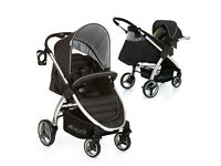 HAUCK lift-Up 4 Shop and Drive Travel System