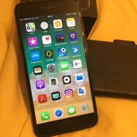 Iphone 7plus 128GB with OtterBox Leather case