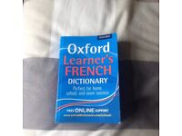 Oxford French/English Dictionary