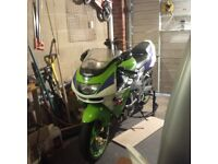 Kawasaki ZX9R Project ANY OFFER CONSIDERED