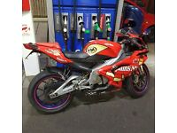Aprilia Rs 125 2008 / Swap or cash